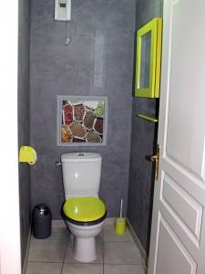 Gite 15 Toilettes